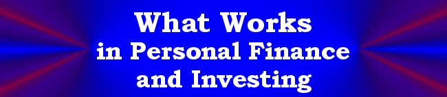 What Works in Personal Finance Newsletter