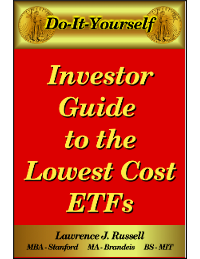 low cost exchange traded funds book